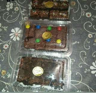 Gift pack brownies