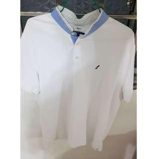 G2000 Smart Fit White Casual Shirt