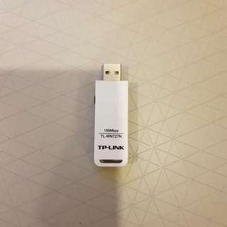 TP-Link WN727N Wireless Network Adapter