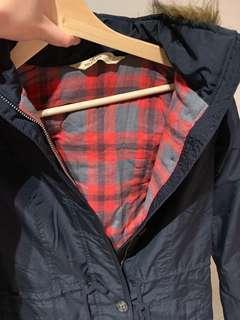 Hollister jacket cos