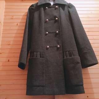 🧥 grey coat