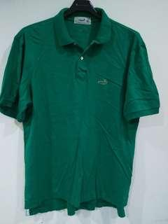 🚚 Crocodile polo衫 綠色LL碼