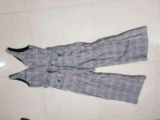 Jumpsuit mango cotton #onlinesale