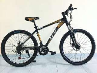 BRAND NEW GTA xa208 (black) alloy bike