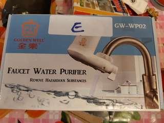 全新 濾水器 直接駁水龍頭