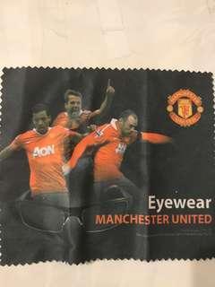 BN Man U eye wear cloth
