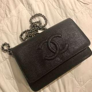 Chanel woc bag 95%new