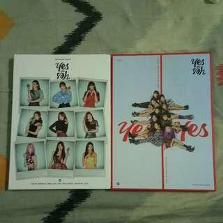 [WTS]TWICE YES OR YES ALBUM