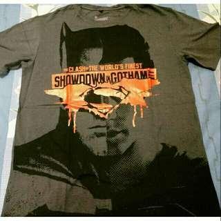 Kaos Baju Batman vs Superman : Dawn of Justice