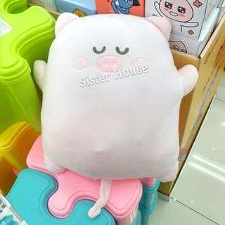 🇰🇷 Daiso Korea Pig Plush Doll 大創韓國豬仔公仔