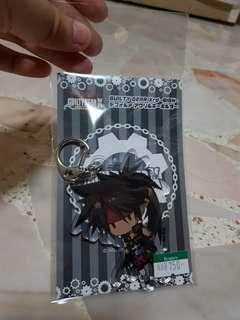 GUILTY HEAR XRD SIGN SOL ACRYLIC KEYCHAIN