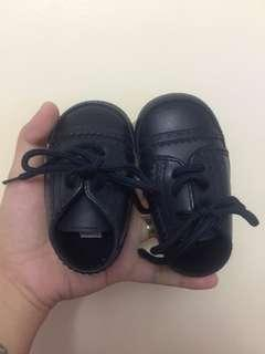 BABY OXFORD CRIB SHOES