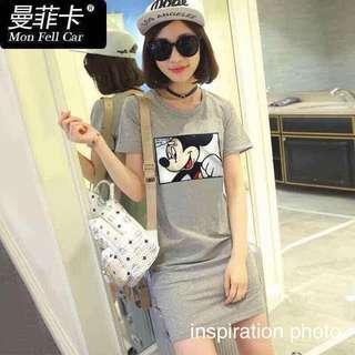 Mickey Mini Dress