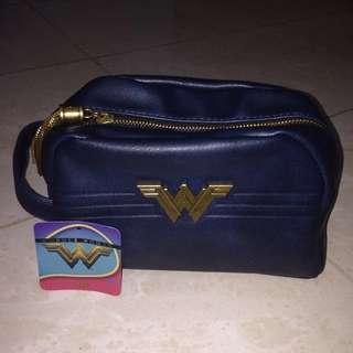 Wonder Woman Toiletries Bag