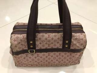 Louis Vuitton Josephine mini Lin GM