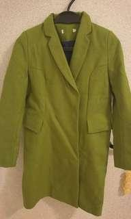 Cool green jacket