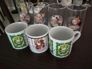 Anime mugs