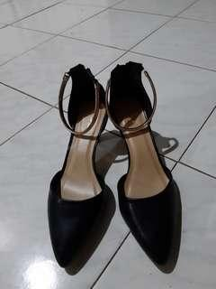 VNC Strap Heels Shoes