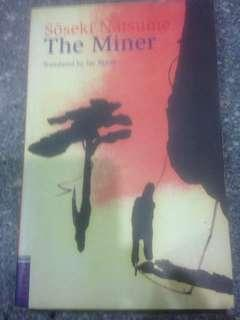 The Miner by Soseki Natsume