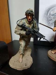 Mcfarlane army figure