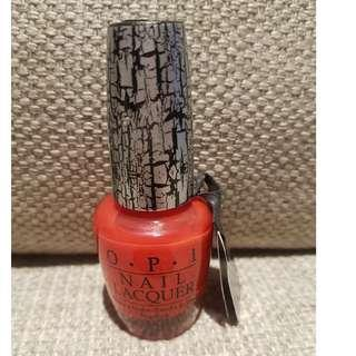 OPI Nail Lacquer shatter -pink