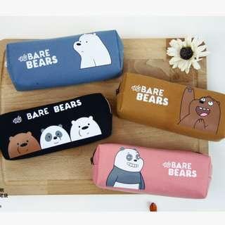 [PO] we bare bear pencil case