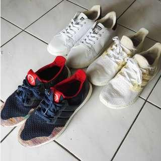 Adidas ultraboost stan smith collection