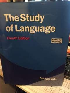 The Study of Language 4th Edition by George Yule