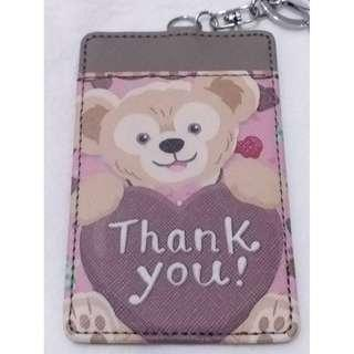 ♥Duffy♥可愛票卡夾♥
