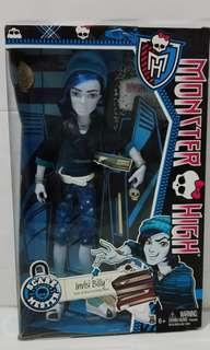 Monster high Scaremester Billy - collectors item