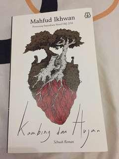 Novel Mahfud Ikhwan - Kambing dan Hujan