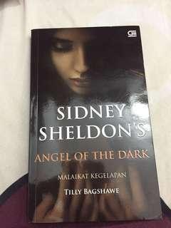 Novel Sidney Sheldon - Malaikat Kegelapan