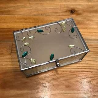 玻璃飾物盒