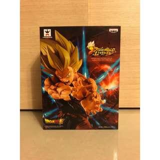 Banpresto Dragon Ball Legends Collaboration Kamehameha Son Goku