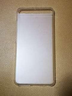 Huawei P10 plus transparent case