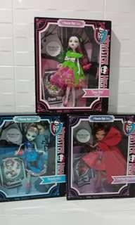 Monster high Scarily Ever After - collectors item