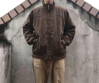 🚚 Columbia 類麂皮復古鋪棉夾克