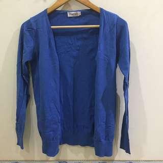 Scarlet Blue Cardigan size S #xmas25