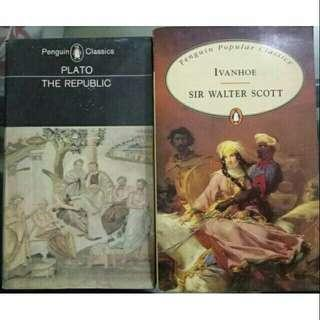 (Preloved) Classic Books