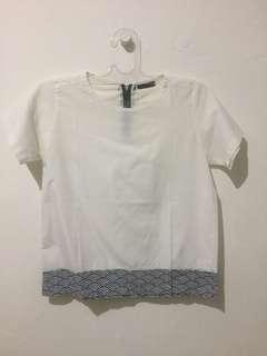 olins closet white top