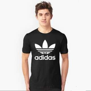 [Two @$32] Adidas Slim fit Unisex T-shirt