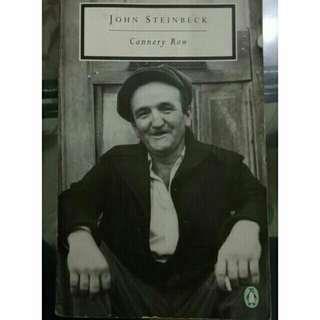 (Preloved) John Steinbeck Book