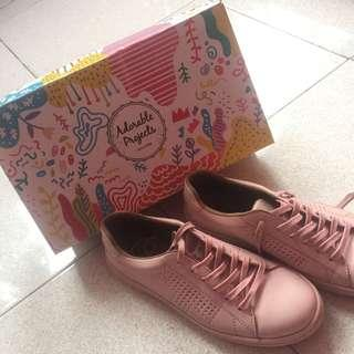 Adorable project sneakers