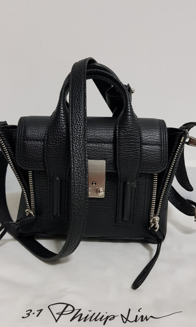 3b938966a67 3.1 phillip lim mini pashli satchel