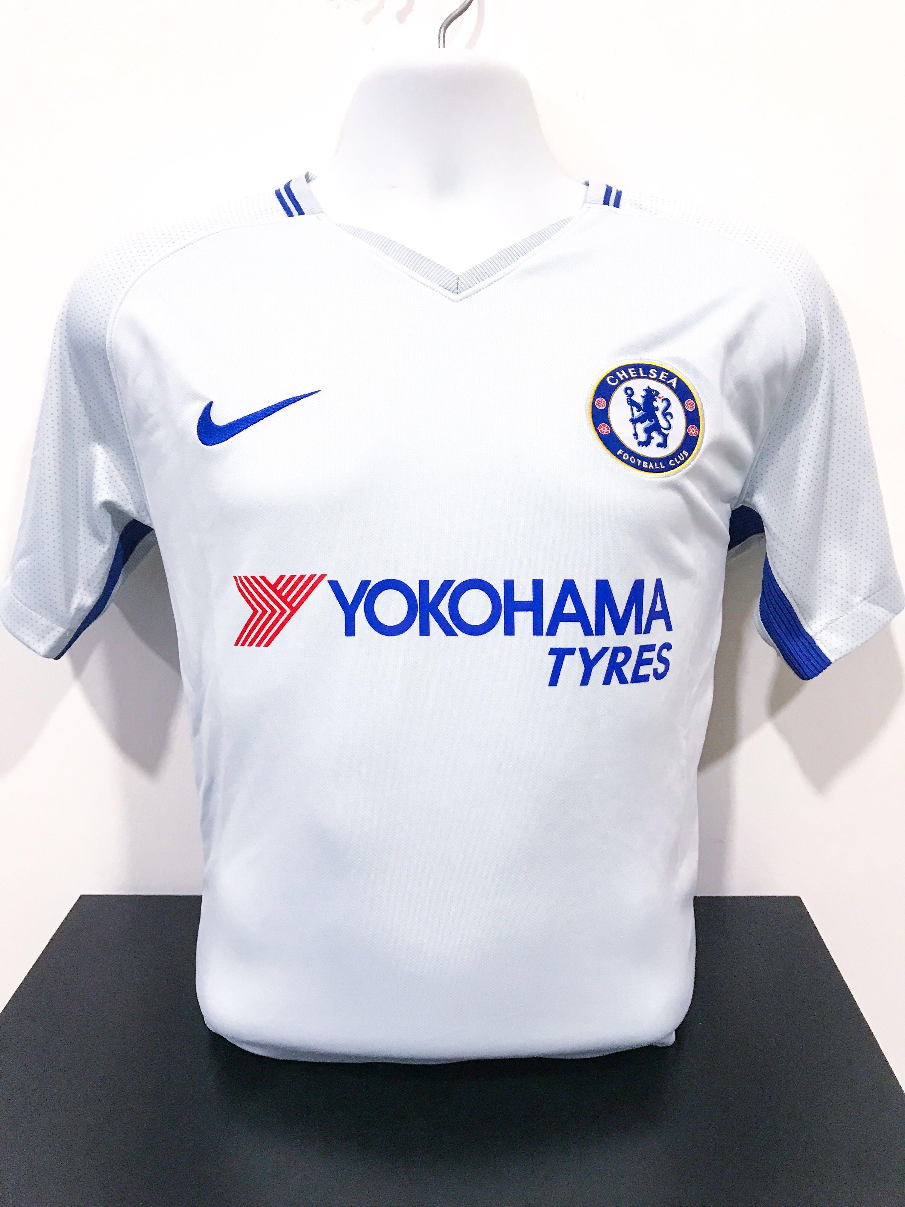 8f7d9831f 🆕 Chelsea FC Away Jersey Season 17 18