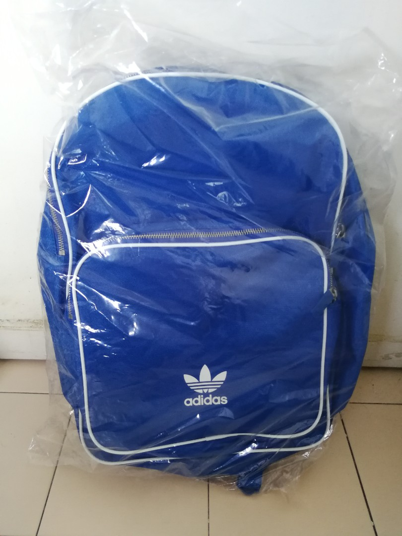 aa04a707b89 Adidas original adicolor blue bag, Men's Fashion, Bags & Wallets ...