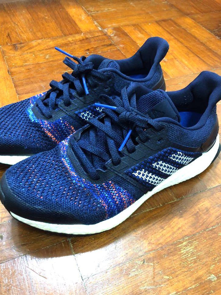 new style 99b22 0a21a Adidas Ultraboost ST, Navy Blue, US 8 UK 7.5 EUR 41.5