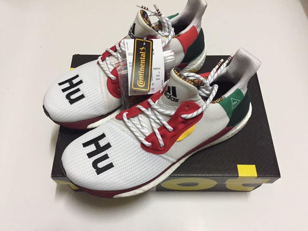 012b47a86433d Adidas x Pharrell x Solar Human Race Glide