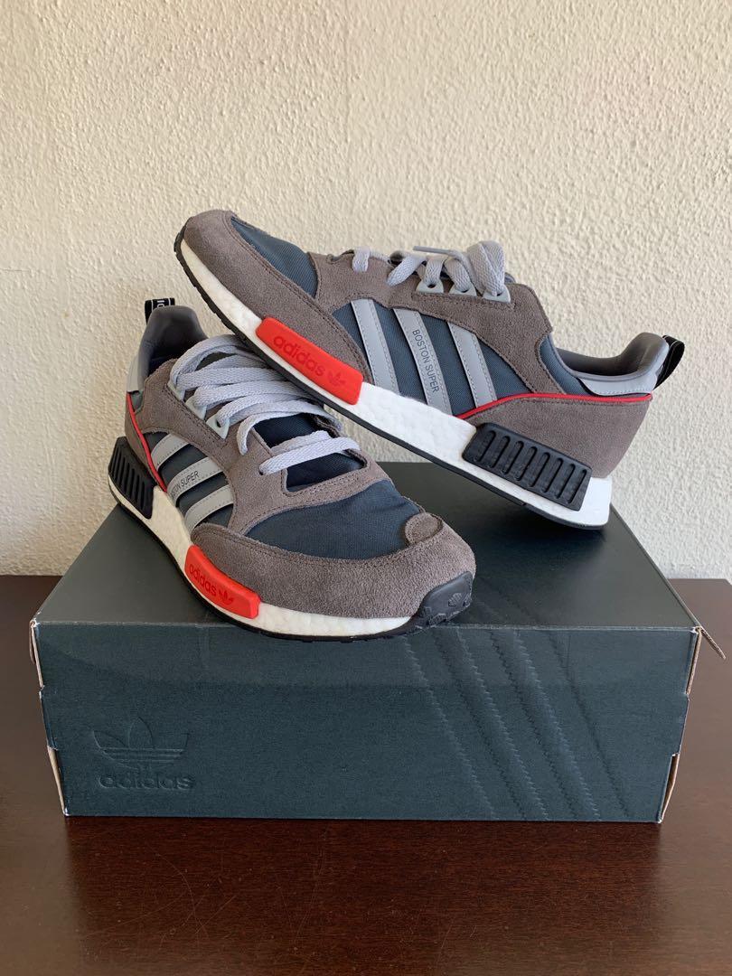 best sneakers c3ee6 5964c Authentic) adidas Boston Super XR1, Mens Fashion, Footwear .