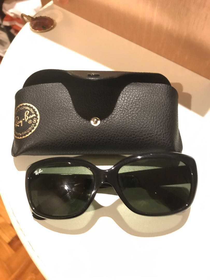 Authentic RayBan Jackie Ohh sunglasses, Women s Fashion, Accessories ... 3451021c1cb5